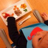 離乳食 手づかみ(完了期11か月/あおいママさん):便秘や下痢のときは?