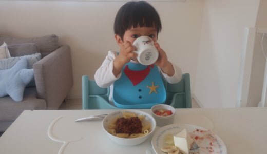 幼児食 ミートソース(2歳/あおいママさん):生活リズムを整えましょう!