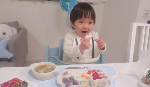 幼児食 手づかみ(1歳半/あおいママさん):子供のわがままに振り回されてしまう