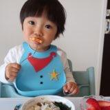 幼児食 しらすうどん(2歳4か月/あおいママさん)