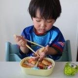 幼児食 お弁当(2歳半/あおいママさん):お箸の練習