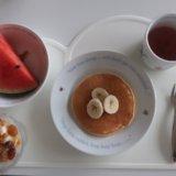 幼児食《2歳児の食事》ホットケーキ(2歳半/あおいママさん):自我の芽生えを見守る