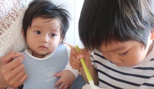 離乳食ブログ 初めての食べさせ方(5か月/みなとママさん):スプーンの選び方