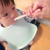 離乳食ブログ 初めての食材(6か月/みなとママさん):スプーンの選び方・使い方